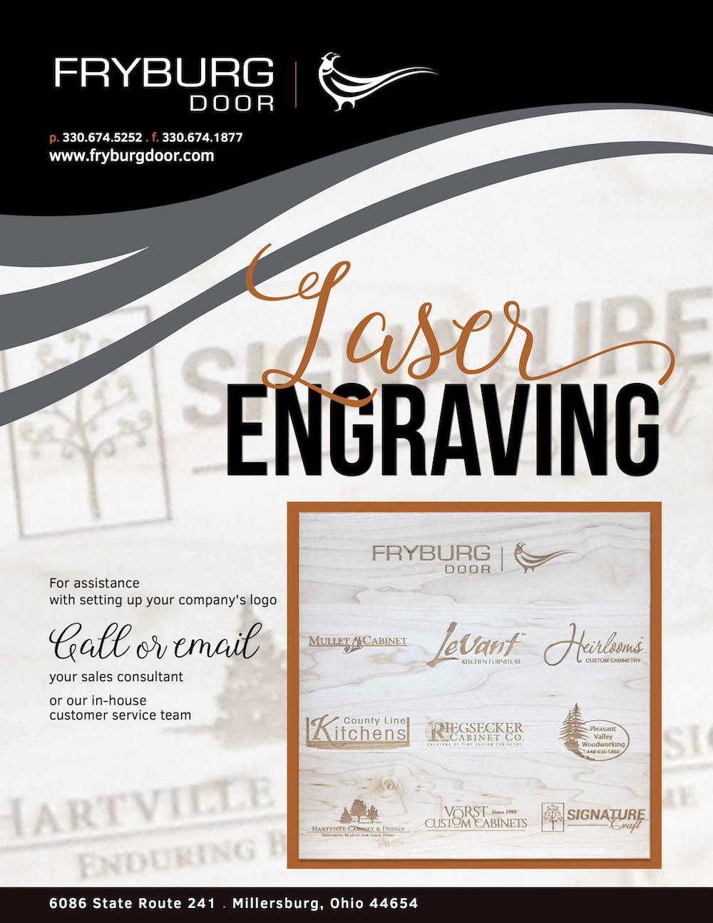 Laser Engraving Ohio